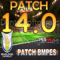 Patch Bmpes 14.1 Para Pes 2013 De Pc Lançamento Fev 2017