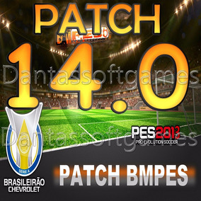Patch Bmpes 14.1 Para Pro Evolution Soccer Pes 2013 Pc