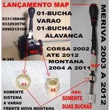 Bucha Alavanca Marchas Cambio Com Varao Corsa 2003 2012