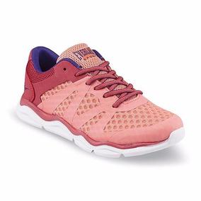 Zapatos Gomas Deportivas Everlast Mujer Damas Original Gimna