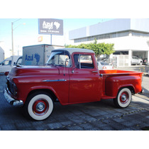 Pickup Chevrolet Marta Rocha