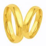 Aliança De Ouro Casamento E Noivado Sete Lagoas Oliver Joias