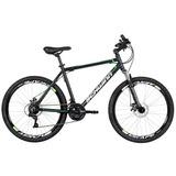 Bicicleta Schwinn Mountain, 21 Marchas Aro 26 Alumínio Preta