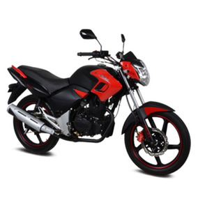 Moto Italika Ft180 Con Led