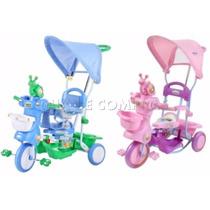 Triciclo Caracol Adam C/capota