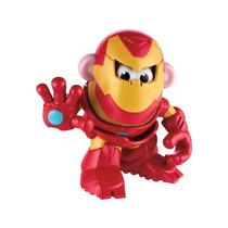 Sr Cara De Papa Iron Man Marvel Hasbro Vengadores Nuevos