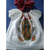 Lote Vestido Virgen Virgencita Guadalupe! Envío Gratis!