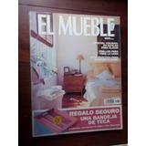 El Mueble Revista España Decoracion 2000 Jul En La Plata
