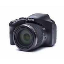 Cámara Kodak Bridge Astro Zoom Az651 Negra