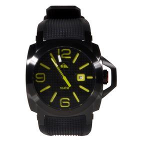 Relógio Quiksilver Luma Lanai Black Lime