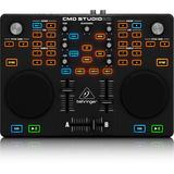 Controlador Mix Midi Usb Dj Behringer Cmd Studio 2a Winners