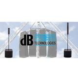 Db Technologies Es503 Sist.de Sonido St.1000watt Superoferta