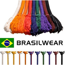 Corda Para Capoeira Colorida 10 Mm Adulto 3 M Pronta Entrega