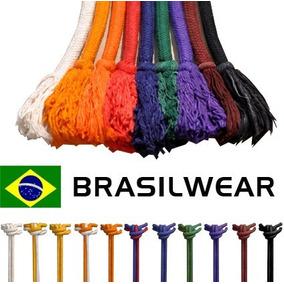 Corda Para Capoeira Colorida Infantil Pronta Entrega Cordao