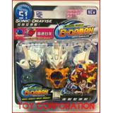 B-daman Cross Fight Drive Garuburn Sonic = Dravise Cb 51 Con