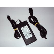 Fonte Impressora Hp Modelo : 0957-2146 - Plug Cinza Original