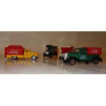 Camiones Distribuidores De Coca Cola, Años 20, 30, 40 Y 50.