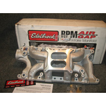 Edelbrock Air Gap Rpm Ford 289/302 Mustang Maverick F100