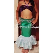Disfraz Princesa Sirenita
