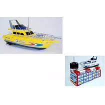 Barco Boat Barquinho Navio Newqida 757t Radio Controle
