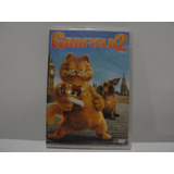 Dvd Garfield 2 - Lacrado Original