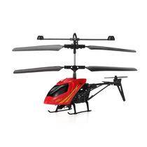 Helicóptero Mingji Importado - Controle Remoto - Vermelho
