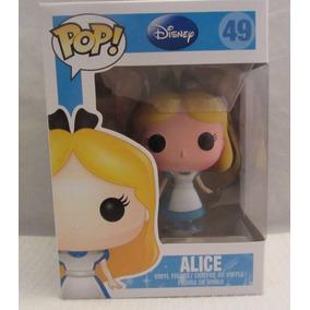 Funko Pop Disney Alice 49 Alicia En El Pais Las Maravillas