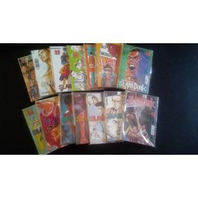 Slam Dunk Manga *todos Los Tomos