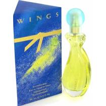 Perfume Wings Giorgio Beverly Hills 90ml Eau Toilette Femin.