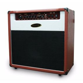 Amplificador Matrix Para Guitarra Acustica 40 Watts Nacional