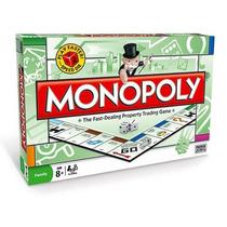 Monopolio - Clásico Juego De Mesa Por Parker Brothers