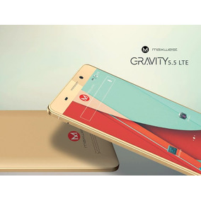 Maxwest Republica Dominicana Gravity 5.5 Lte