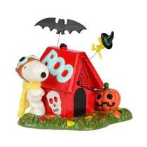Departamento 56 Cacahuetes De Snoopy Spooky Estatuilla 3,46