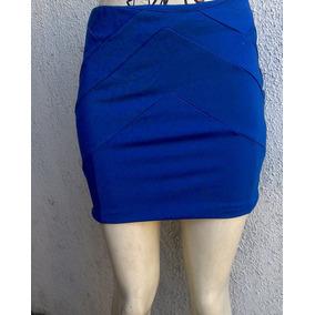 Mini Falda Elasticada