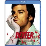 Dexter - Primeira Temporada - Blu Ray - Importado