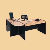 Escritorio+ Mesa De Pc + Esquinero Puesto De Trabajo