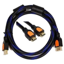 10 Piezas Cable Hdmi 5 Metros Hd 3d Xbox Ps2 Ps3 Pc Smart Tv