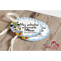 Tags Personalizadas Para Lembrancinhas 1 Ano Mickey Baby