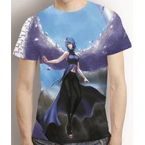 Camisa Konan Akatsuki Camiseta Anime Naruto - Estampa Total