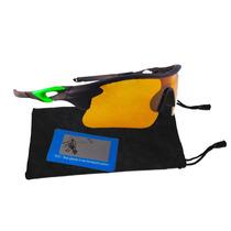 Lente De Sol Deportivo Yoe 4032 Polarizado Protección Uv