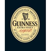 Poster De Una Publicidad De Cerveza Guinness - Etiqueta