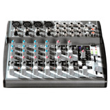 Mezcladora Behringer Xenyx 1202fx Phantom Power Y Efectos