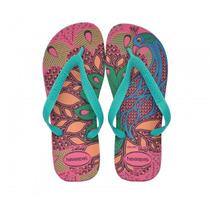 Havaianas Sandalia Para Mujer Fiesta