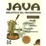 Libro Java: Biblioteca Del Programador, Mcgraw-hill