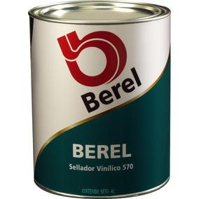 Berel Sellador Vinilico 570 4lt