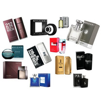 Perfumes Importados Masculinos 125 - 100ml Cada Originais!