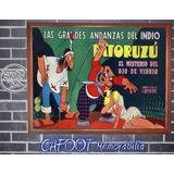 Andanzas De Patoruzu Tapa-poster Enmarcado