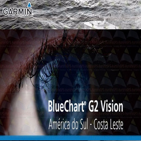Carta Náutica Sonar Garmin Bluechart G2 3d De Gps Marítimo