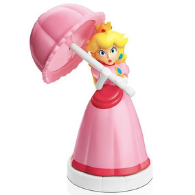 Brinquedo Miniatura Super Mario Nintendo Mc Donalds Peach