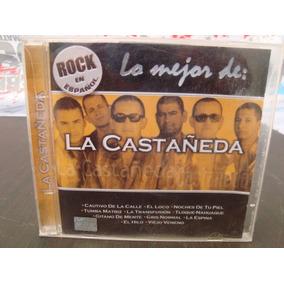 Cd Lo Mejor De La Castañeda - Changoosx